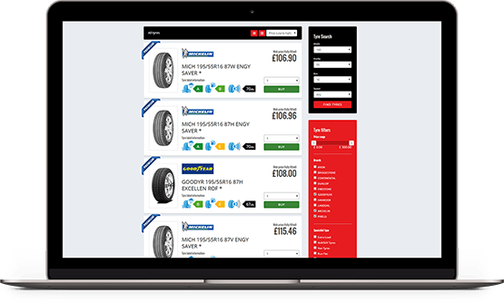 TyreSoft Price Management