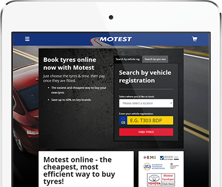 Mobile Friendly Garage Website