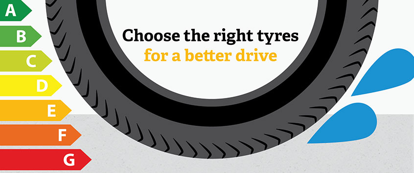 choose the right tyres graphic